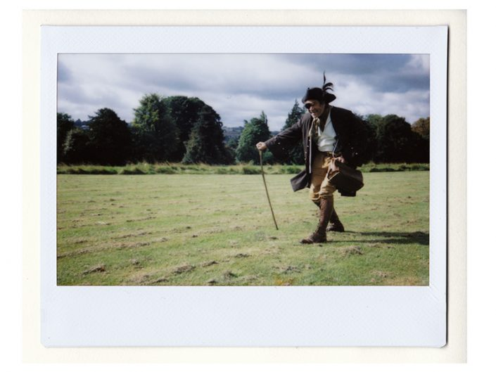 Jane Austen Festival Instax Portraits