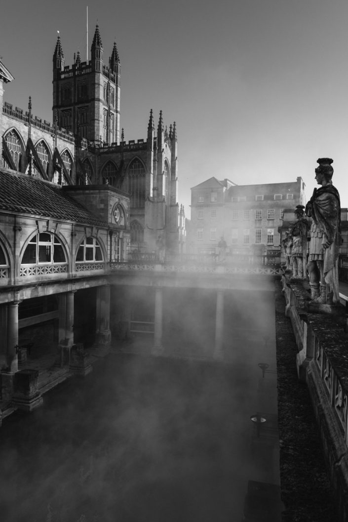 A portrait of Bath